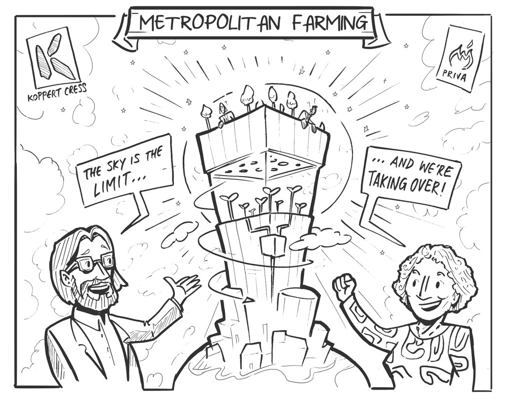 Metropolitan Farming