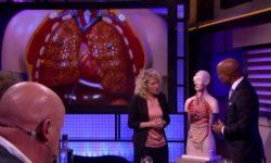Tamara de Weijer bij RTL Late Night