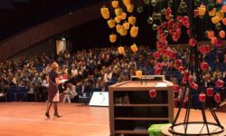 Ruim 350 bezoekers troffen elkaar in het World Forum in Den Haag voor het Healthy Food Congress - Rob Baan