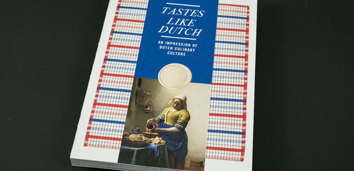 Lancering 'Tastes like Dutch, an impression of Dutch culinary culture' tijdens Michelin-sterrenevent