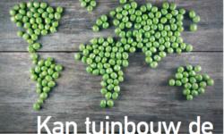 Kan tuinbouw de wereld voeden? - Rob Baan - Koppert Cress