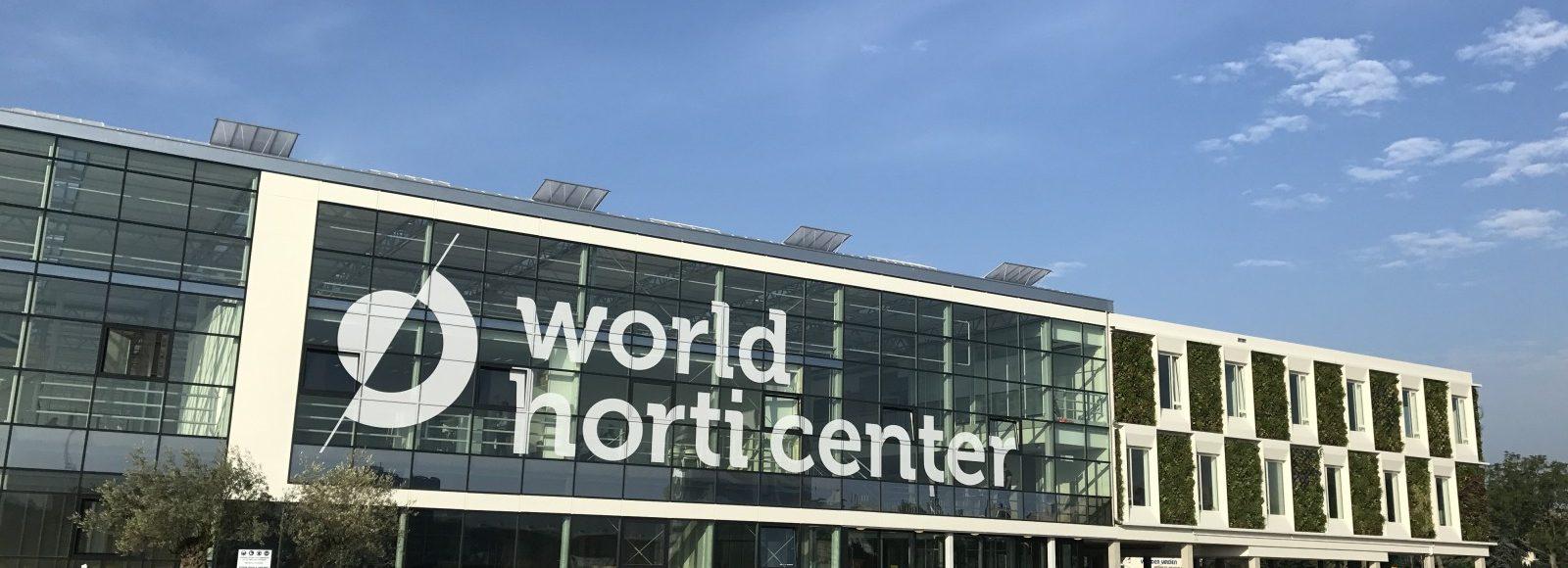 Ons nieuwe clubhuis, het World Horti Center!