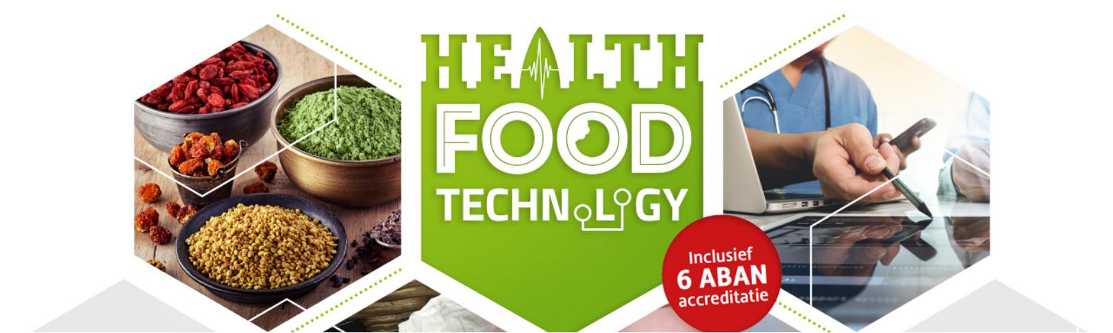 Meld je aan voor het Health Food & Technology event