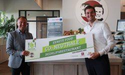 Rob & Bob eerste food CO2-neutrale bedrijfsrestaurant