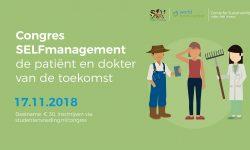 Congres: 'SELFmanagement – de patiënt en dokter van de toekomst'.