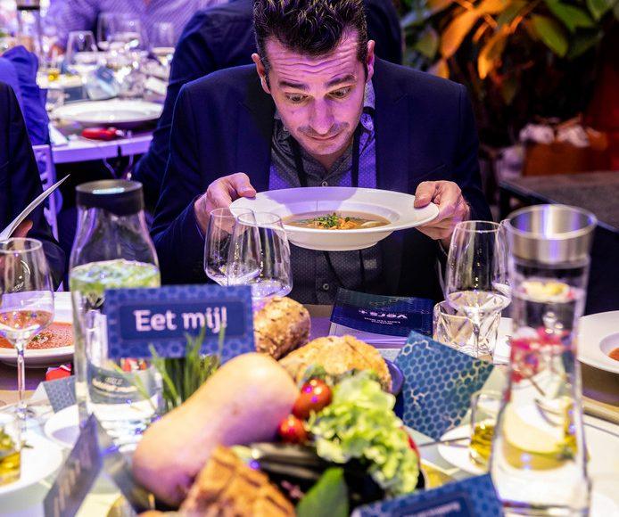 Algemeen Dagblad: Vers+Diner – een diner dat is afgestemd op jouw genen