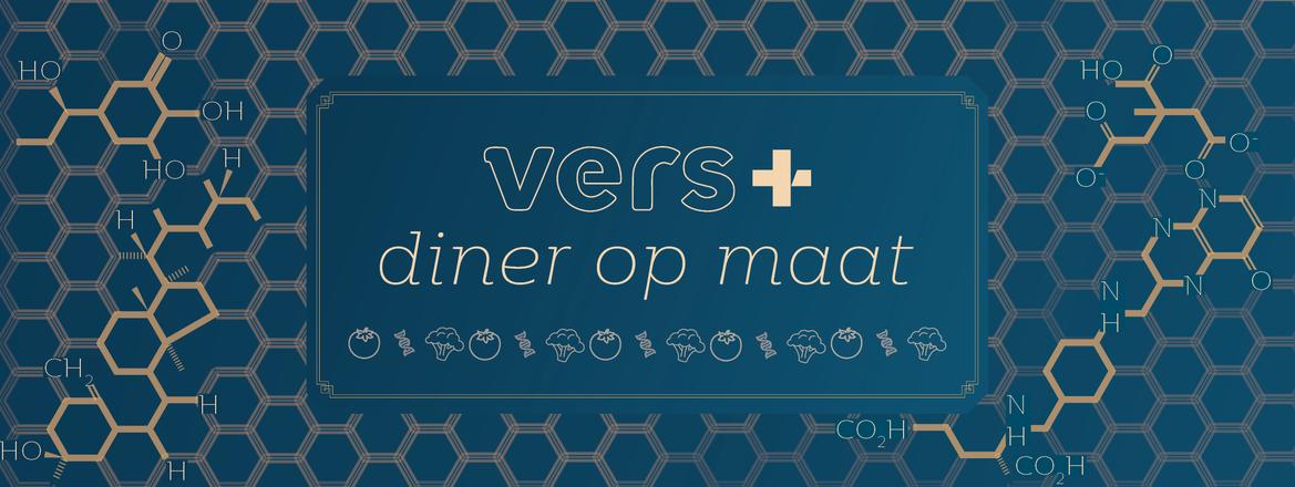 Het Vers+ diner geeft veel om te overdenken.