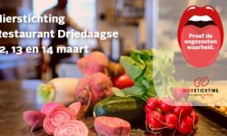 Koppert Cress - Niertstichting Restaurant Driedaagse