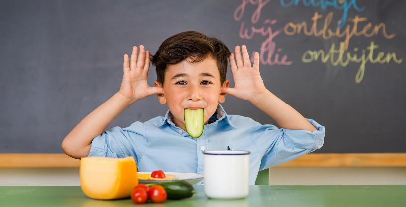 Koppert Cress denkt mee over schoolontbijt