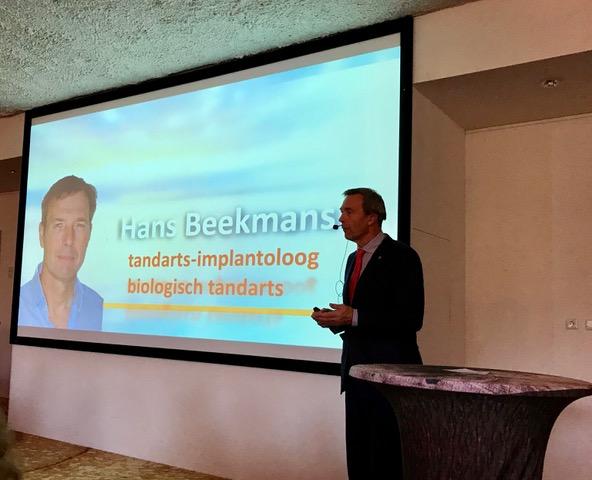 """Tandarts Beekmans: """"Gebit zegt veel over gezondheid"""""""