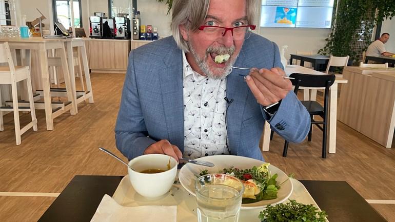 "Omroep West: ""Ondernemer boos over 'straf Belastingdienst' vanwege gratis gezonde lunch voor personeel"""